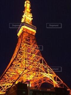 東京タワーの写真・画像素材[10897]