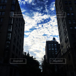 高層ビルの都市の景色の写真・画像素材[793446]