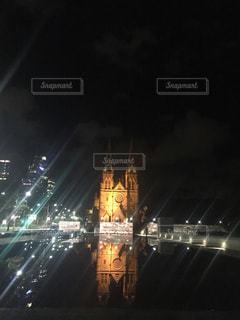 夜景の写真・画像素材[418702]