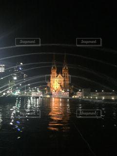 夜景の写真・画像素材[418710]