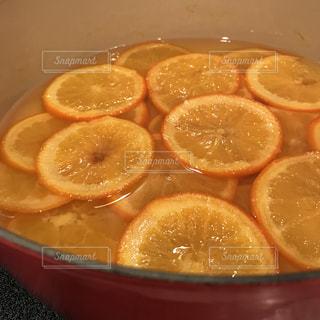 オレンジの写真・画像素材[487634]
