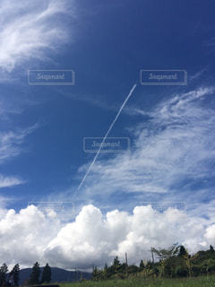 青空の写真・画像素材[487679]