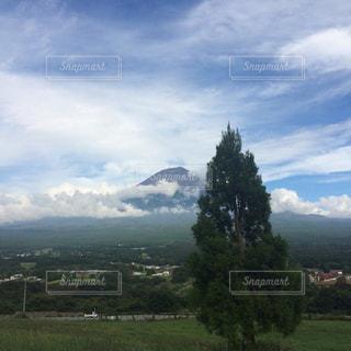 富士山の写真・画像素材[487680]