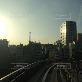 東京タワーの写真・画像素材[487714]