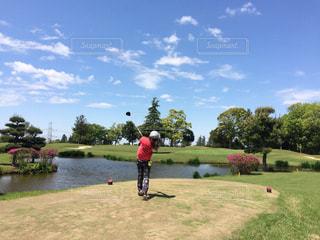 ゴルフの写真・画像素材[487715]
