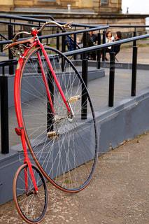 自転車の写真・画像素材[494510]