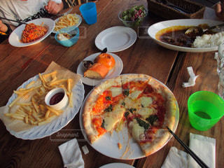 食事の写真・画像素材[488404]