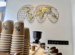 カフェの写真・画像素材[1603980]
