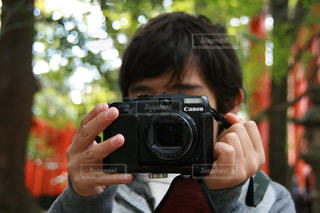 カメラの写真・画像素材[366046]