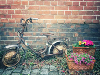 自転車の写真・画像素材[397148]