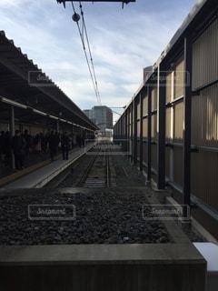 線路の写真・画像素材[365223]