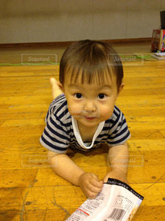 子供の写真・画像素材[371216]