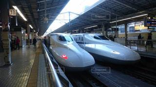 新幹線の写真・画像素材[366969]