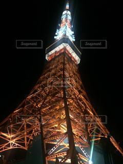 東京タワーの写真・画像素材[370511]