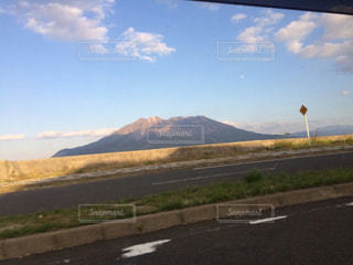 山の写真・画像素材[372113]