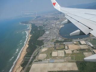 飛行機の写真・画像素材[373662]
