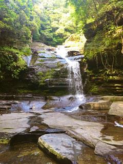 滝の写真・画像素材[371358]