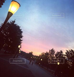 夜の写真・画像素材[371041]