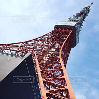 東京タワーの写真・画像素材[367505]