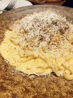 食べ物の皿のクローズアップの写真・画像素材[2168615]