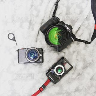 カメラの写真・画像素材[367701]