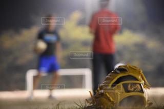 野球の写真・画像素材[370689]