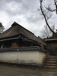 藁葺き屋根、忍者村、日本、昔、設計、素敵、丈夫の写真・画像素材[387117]