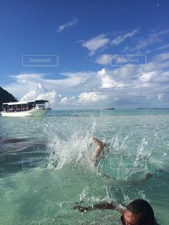 ビーチの写真・画像素材[368936]