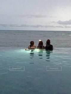 プールの写真・画像素材[369079]