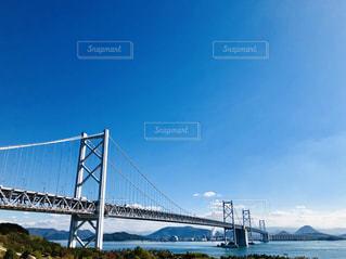瀬戸大橋の写真・画像素材[1657555]