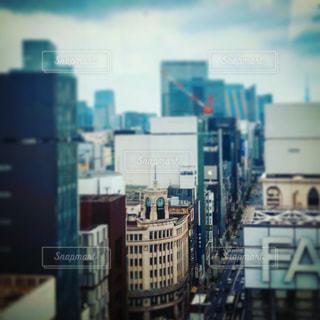 都市の眺めの写真・画像素材[2430028]