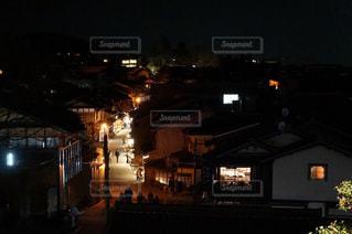 夜景の写真・画像素材[425089]