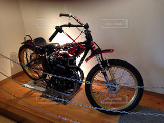 バイクの写真・画像素材[369515]