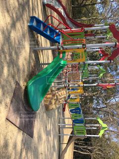 近所に公園ができたの写真・画像素材[369639]