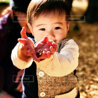 子どもの写真・画像素材[369875]