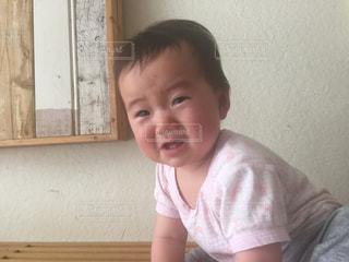 赤ちゃんの写真・画像素材[374189]