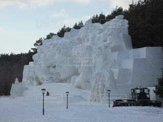 雪の写真・画像素材[387336]