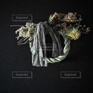 ハンドメイドしめ縄飾りの写真・画像素材[932941]