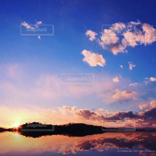 空の写真・画像素材[371323]