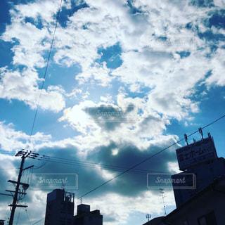 空の写真・画像素材[380996]