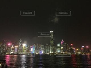 夜景の写真・画像素材[370757]
