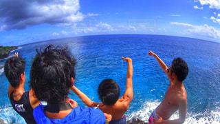 海の写真・画像素材[372936]