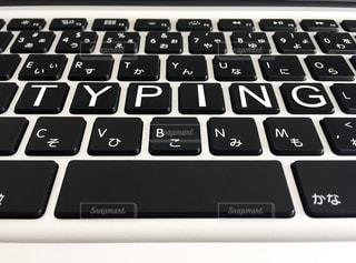 黒のキーボード - No.951184
