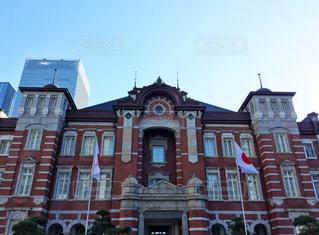 東京駅の写真・画像素材[973238]