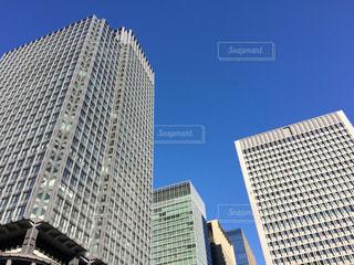 都市の高層ビルの写真・画像素材[985451]