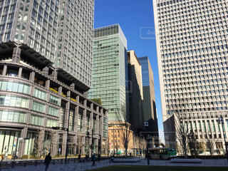都市の高層ビルの写真・画像素材[985452]
