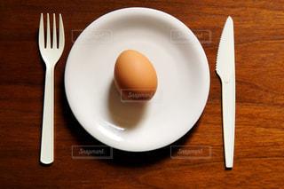卵のメインディッシュの写真・画像素材[1220480]