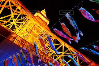 東京タワーの写真・画像素材[454715]
