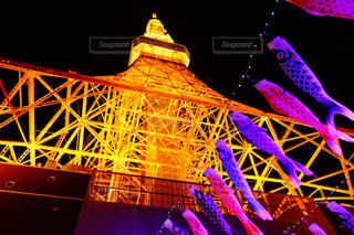 東京タワーの写真・画像素材[454717]