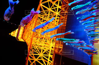 東京タワーの写真・画像素材[454719]
